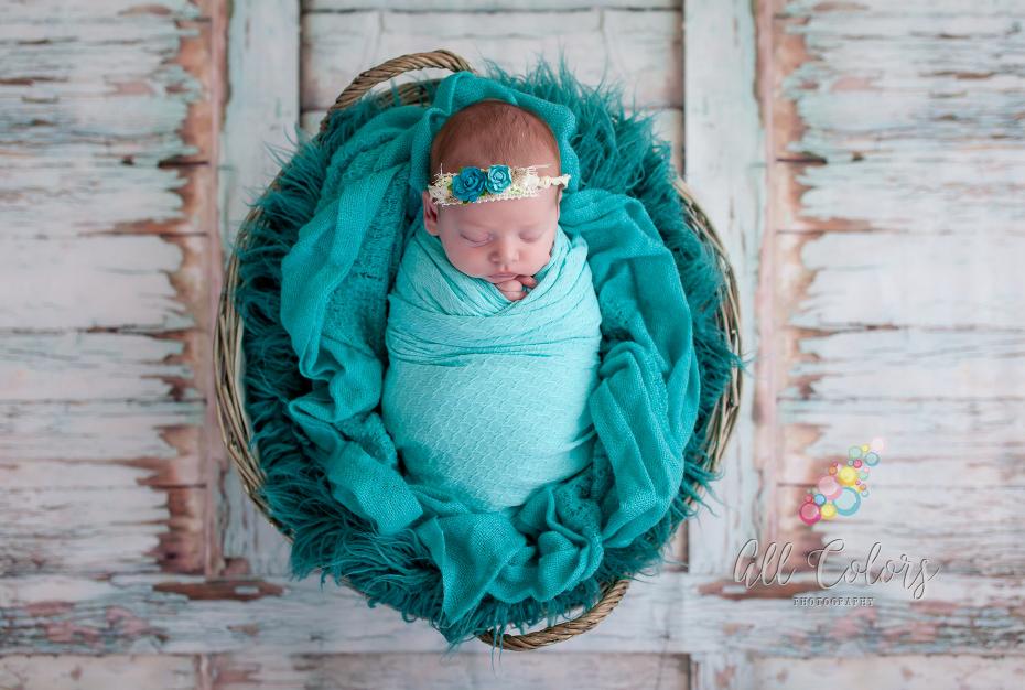 Baby Ana – San Diego Newborn » San Diego Newborn Photographer – All